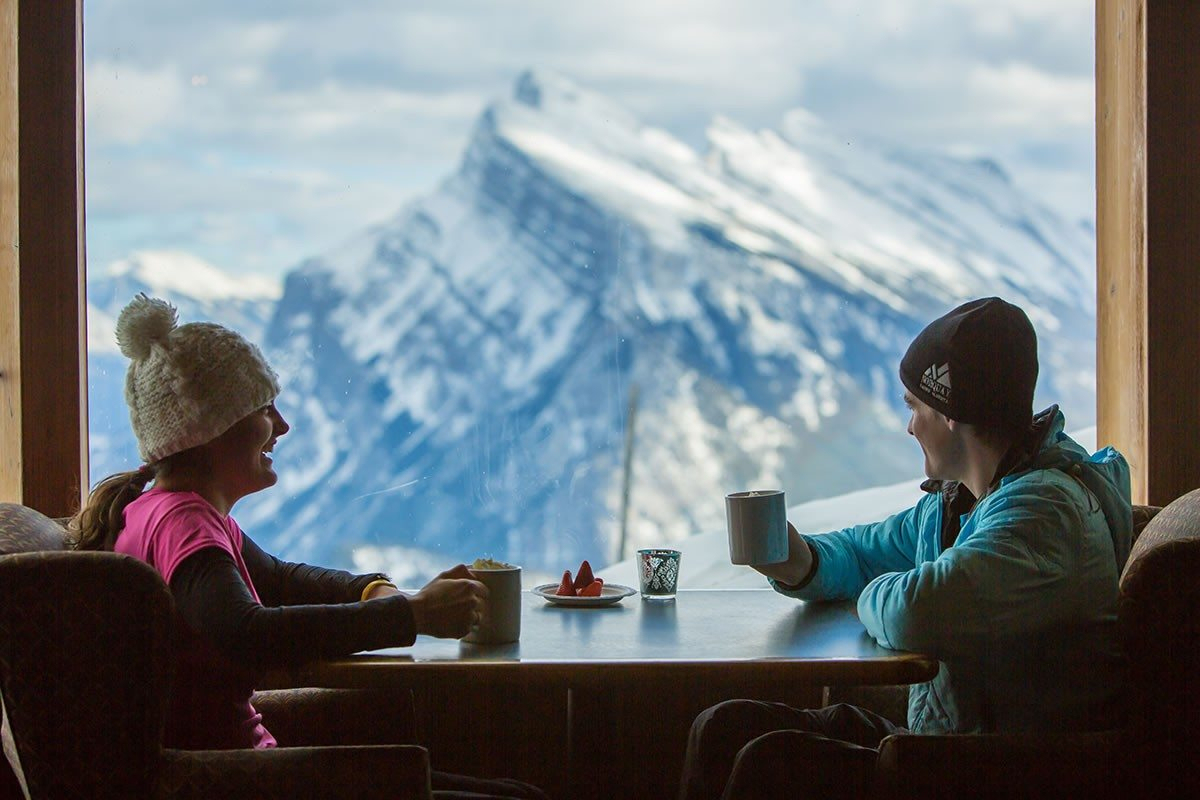 Mount norquay speed dating