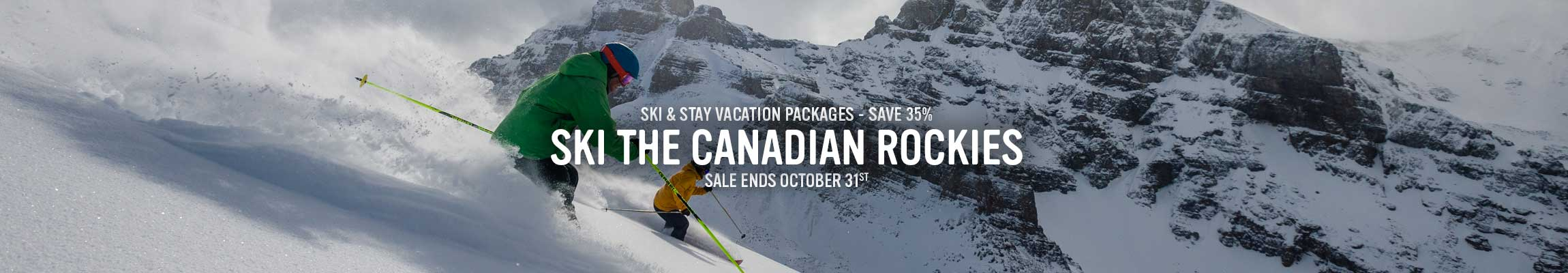 Ski & Stay Vacation Packages
