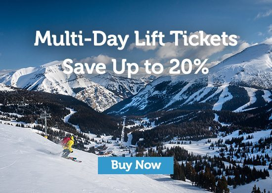 Multi Day Lift Tickets