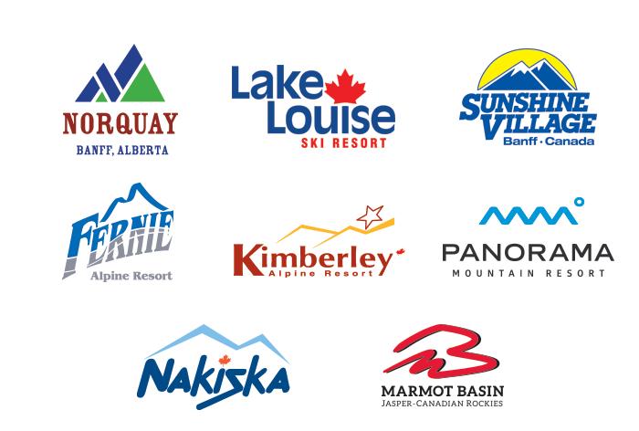 Rocky Mountain Passport Logos
