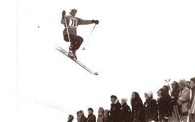 Lake Louise Ski Jump