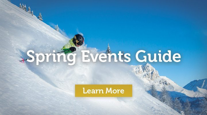 Spring Events Guide