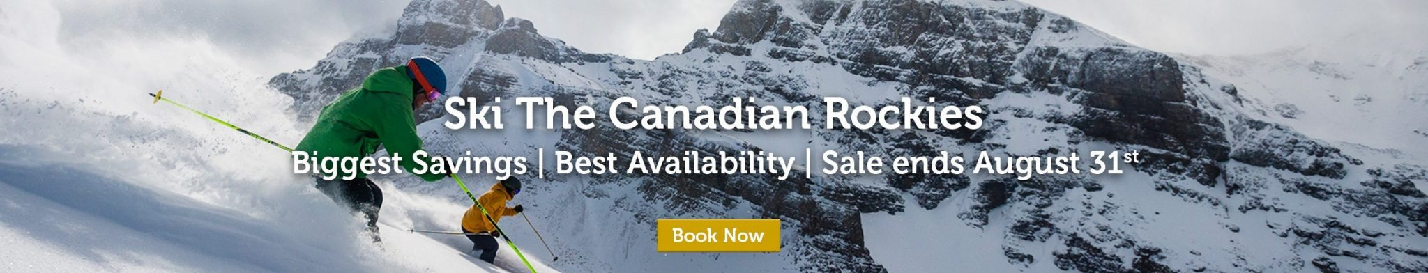 Biggest Savings | Best Availability | Sale Ends August 31