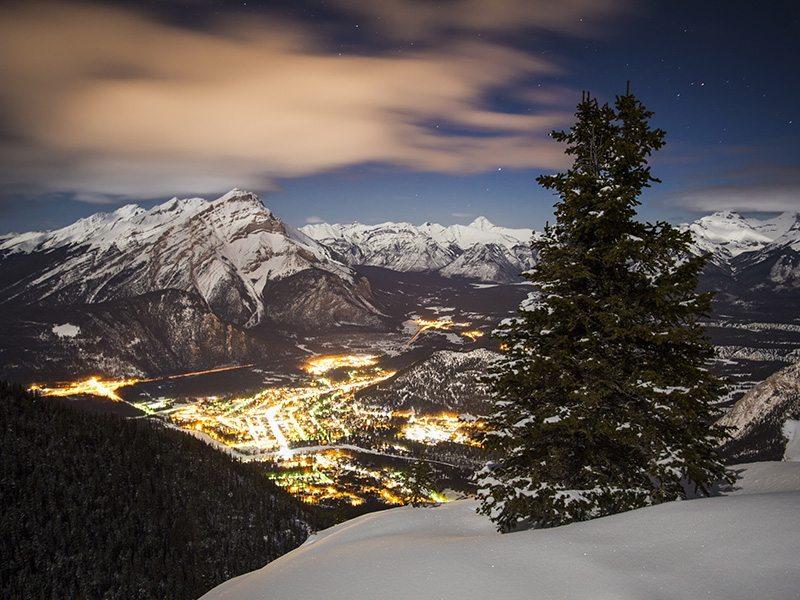 Ski Banff-Lake Louise-Sunshine