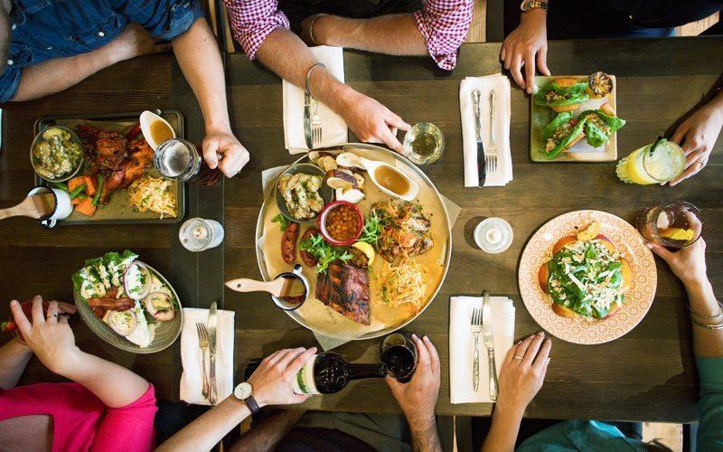 Treat your tastebuds during Banff's Big Taste. Photo: Paul Zizka