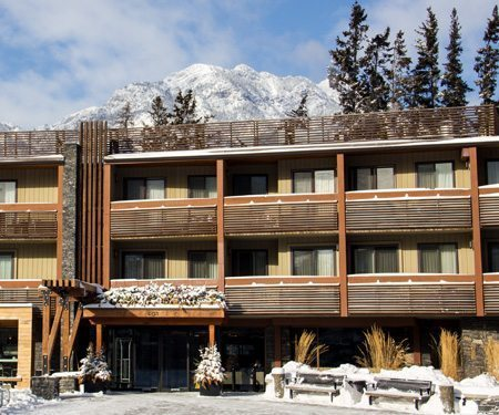 The Banff Aspen Lodge