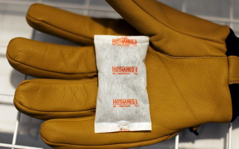 Hand and foot warmers are a convenient way to stay extra cozy on the slopes. Photo: OutsideOnline.com