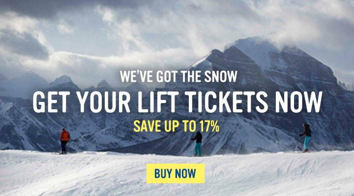 Get Your Lift Tickets Now