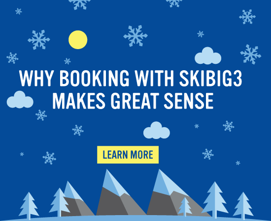 Why booking with skibig3 makes great sense