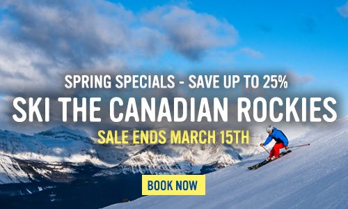 Spring Specials - Save up to 25%
