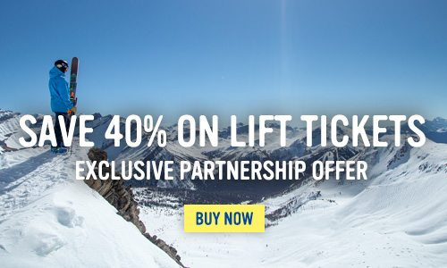 Exclusive Partnership offers - save 40 percent