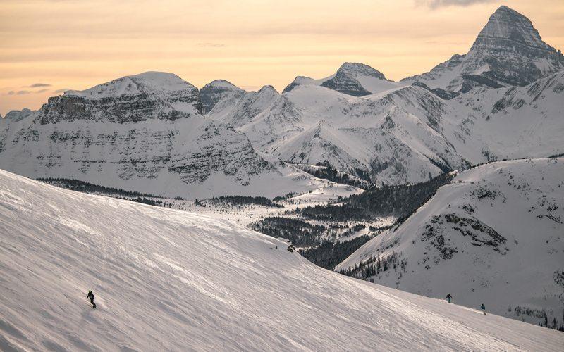 Banff Sunshine is a must-do member resort of the Mountain Collective. Photo: Luke Sudermann.