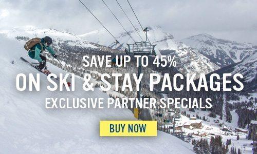 Save 45% - Exclusive Partner Specials