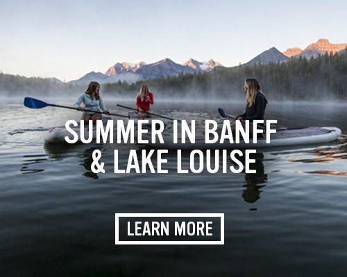 Summer in Banff & Lake Louise