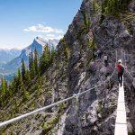 5 Reasons You Need to Try Norquay's Via Ferrata