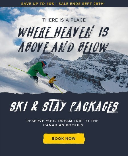 Ski And Stay Vacation Packages