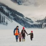 Visit Banff's Snow Days & Ice Magic Festival