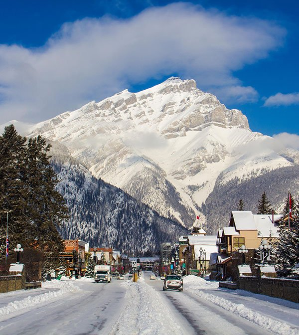 Discover Banff