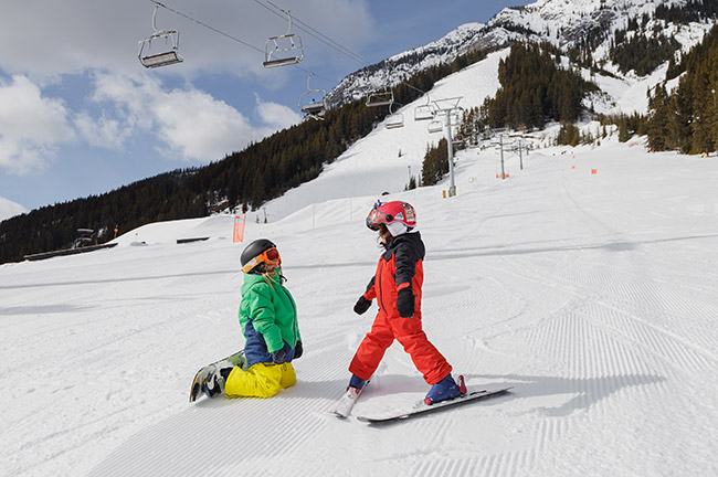 SkiBig3 Guided Adventures- KIDS PROGRAMS