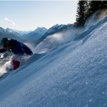 Early Season Events in Banff National Park