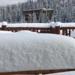 25 Photos of Epic Early Season Snow in Banff National Park