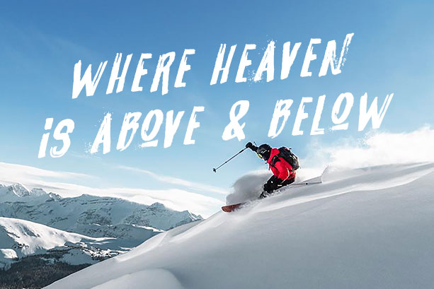 Skiing at Banff Sunshine, Banff National Park