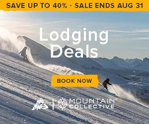 Mountain Collective Lodging Deals