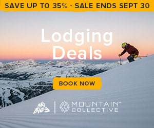 SkiBig3 Mountain Collective Lodging Deals