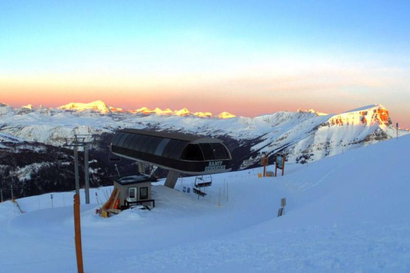 Photo courtesy of Banff Sunshine Village.