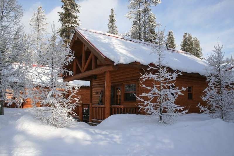 Photo courtesy of Baker Creek Mountain Resort.