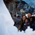 |Walking in the snow at Lake Louise|Snow sculpture|Banff's Mountain Madness|Avalanche training at Lake Louise|Ice carving at Lake Louise|Insider's Guide to a Lake Louise Ski Vacation|Smoked Maple Sazerac