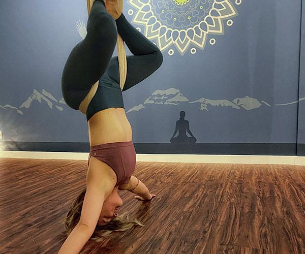 Banff Yoga Practice