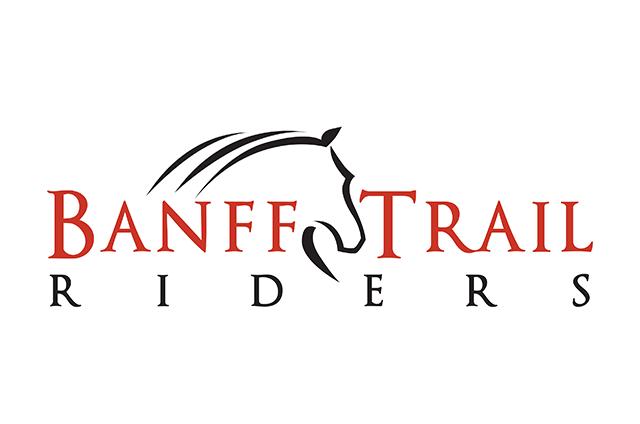 Banff Trail Riders Logo
