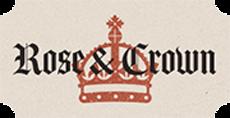 Rose & Crown Restaurant Logo