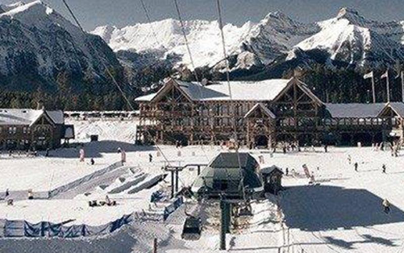 Lake Louise Base Lodge