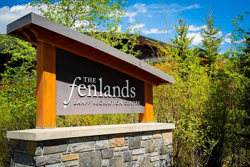 Parking at Fenlands Recreation Centre