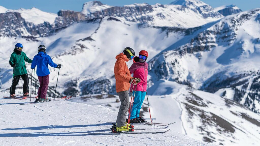Enter to Win a SkiBig3 Vacation for 2