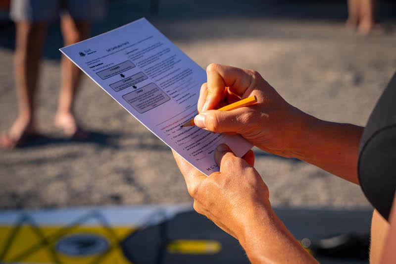 Self-certification permit for waterways