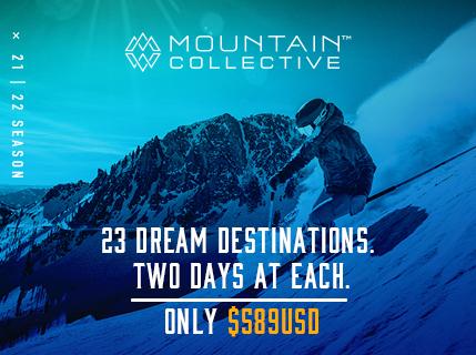 Mountain Collective Pass
