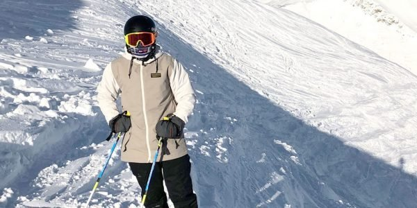 Ben skiing at Lake Louise|skiing on meadowlark lake louise ski resort|Lake Louise|Banff Sunshine Village|Mt. Norquay