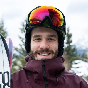 SkiBig3 20/21 Ambassador - Josh Segeleski