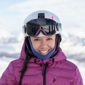 SkiBig3 20/21 Ambassador - Michelle Brazier