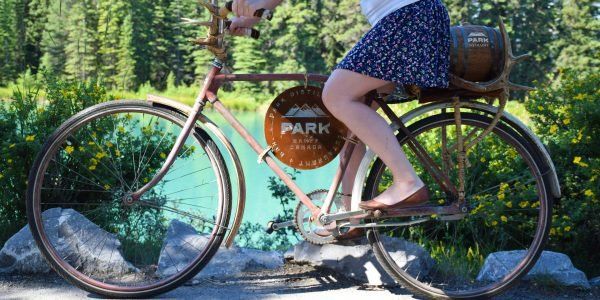 Park Lifestyle Bike by Bow River, photo by Park Distillery