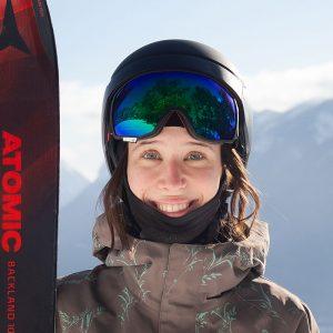 SkiBig3 20/21 Ambassador - Tori Anderson